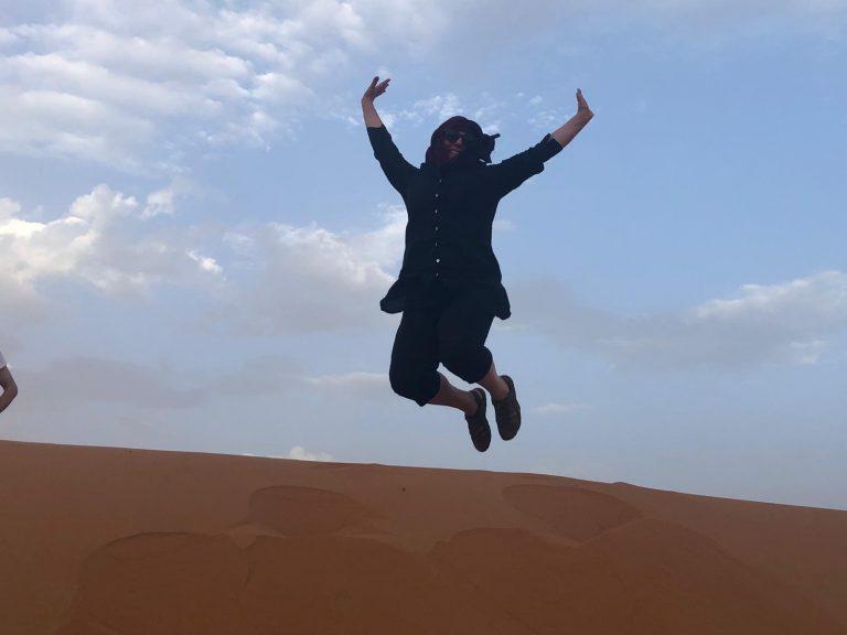 Marruecos y Active Woman