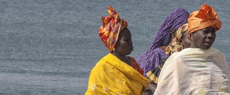 Senegal Active Woman