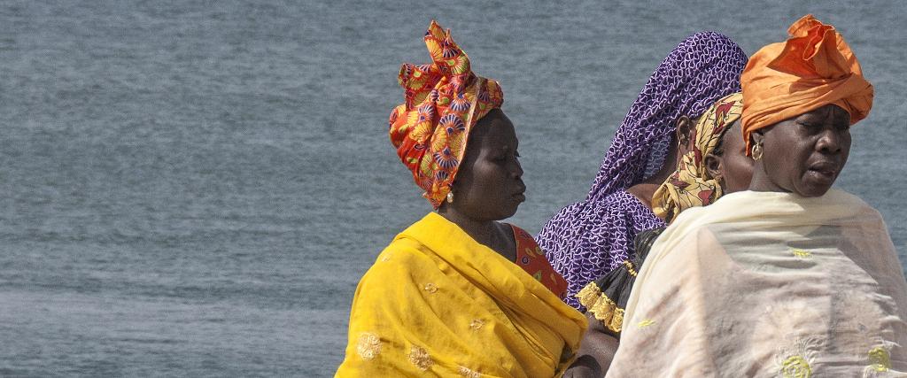 Senegal Active Woman