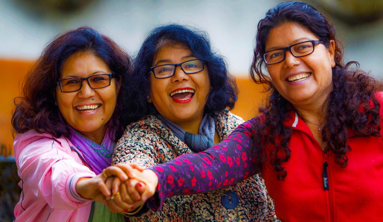 "Nicky de ""3 Sisters Adventure Trekking Nepal"""