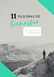 11 Píldoras de Bienestar Active Woman