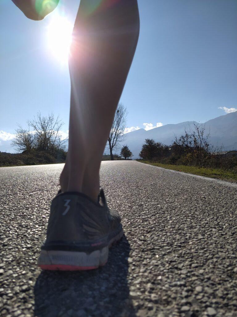 Clara Ruiz de kilometros para el mundo