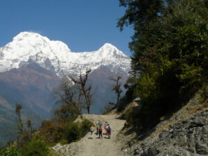 Nepal_Annapurna trekking en Nepal