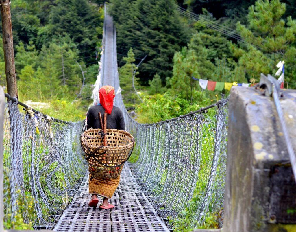 Viaje Active Woman a Nepal. Trekking al monasterio de Tengboche