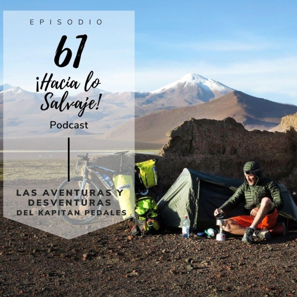 061. Las aventuras y desventuras del Kapitan Pedales con Juanjo Alonso