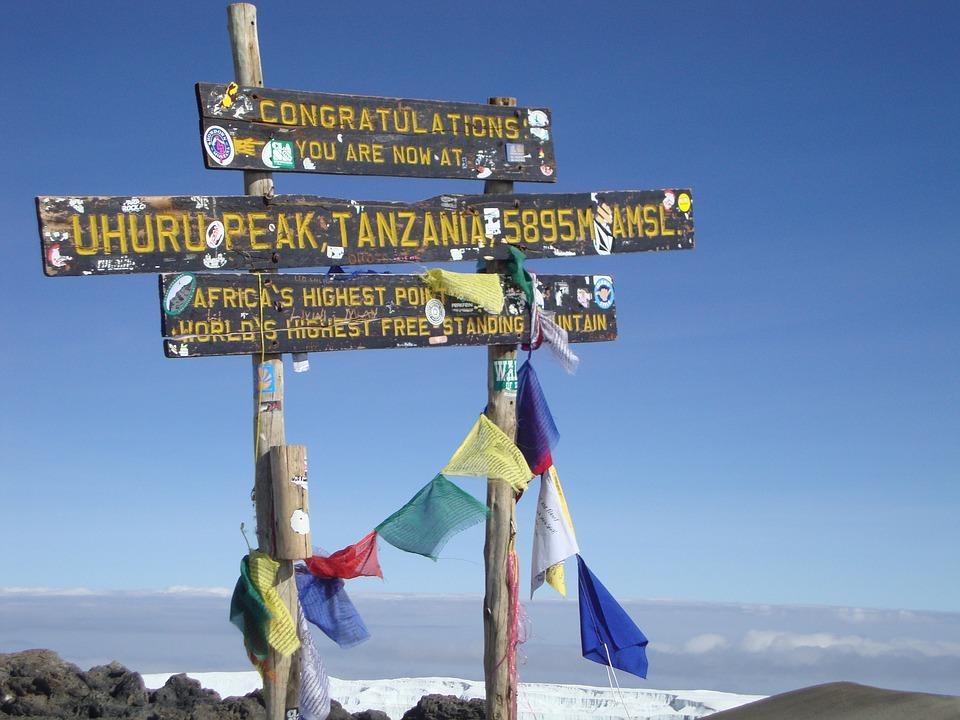 Cumbre Kilimanjaro