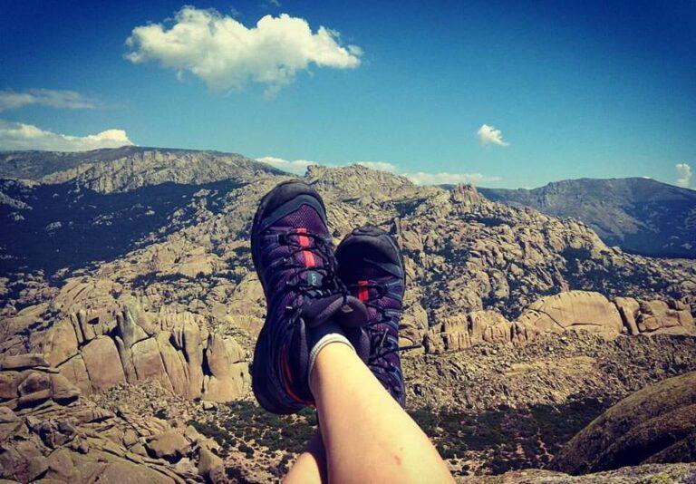 ¿Cómo elegir tu calzado para ir a la montaña?
