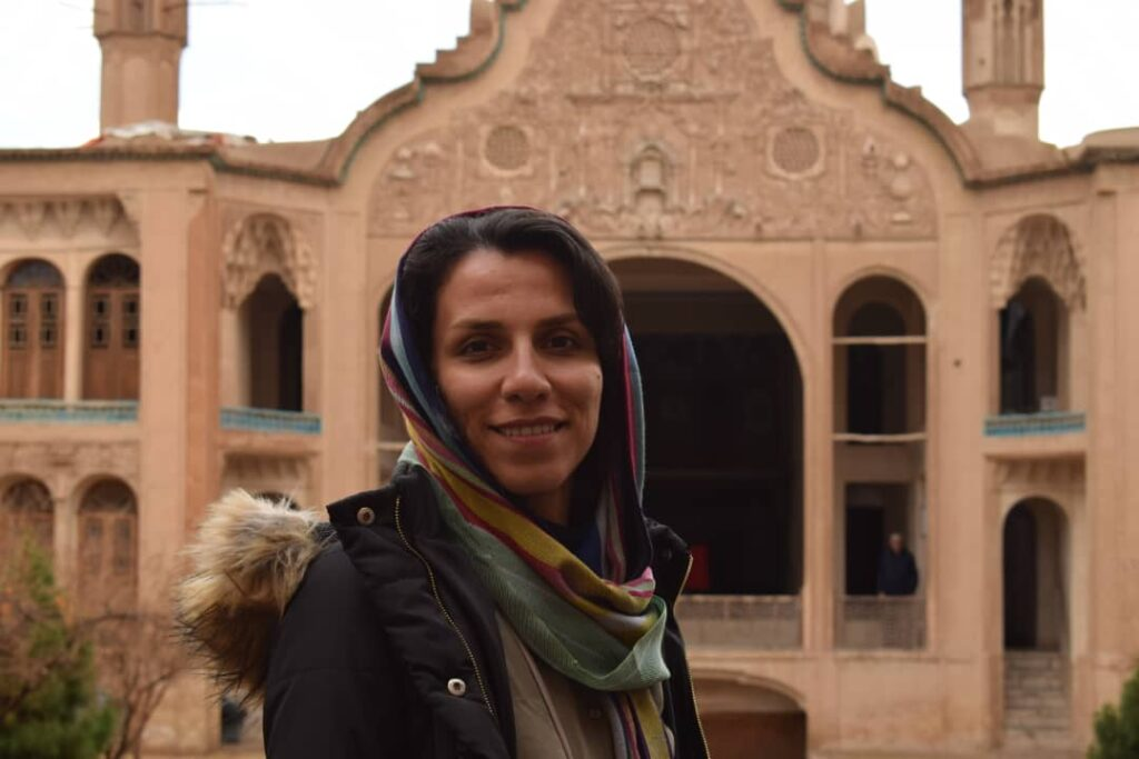 Active Woman en Iran un proyecto mas que un viaje