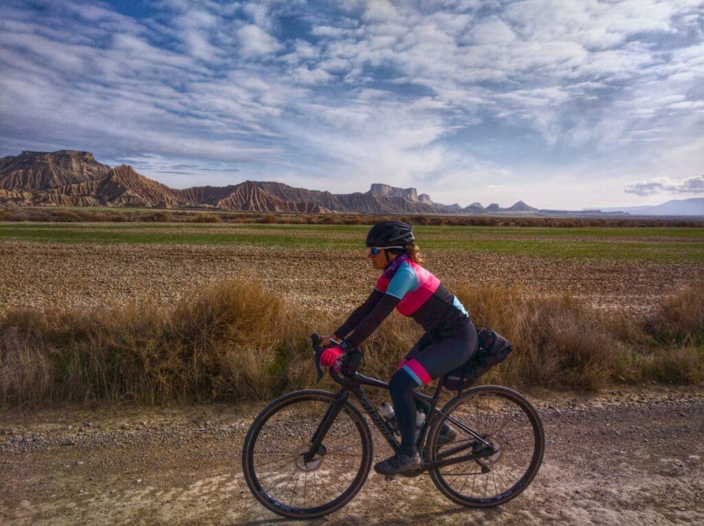 Erkuden Almagro Mujeres en Bici Bizikume