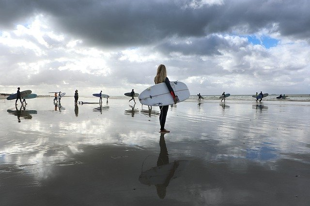 14 Ideas para practicar deporte en naturaleza aunque estés sola