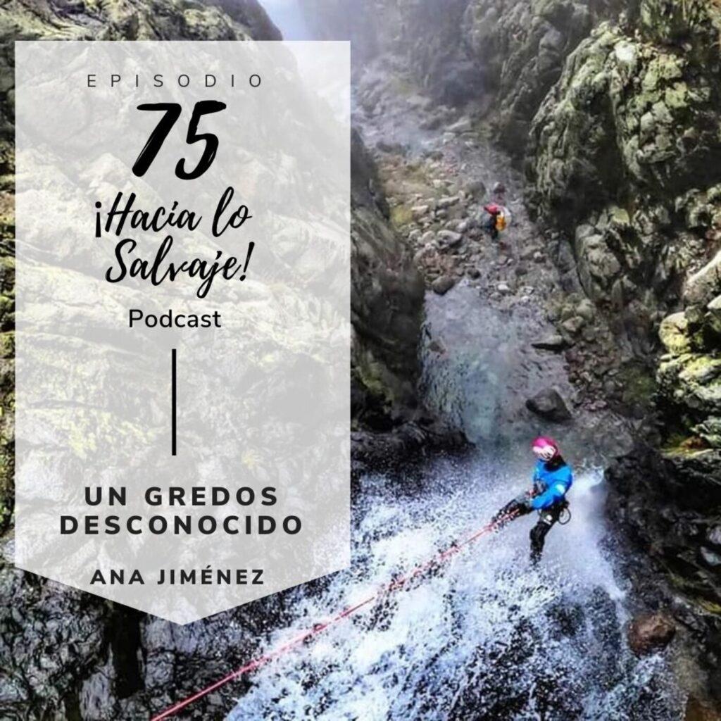 Un Gredos desconocido a través del barranquismo y el bikepacking con Ana Jiménez