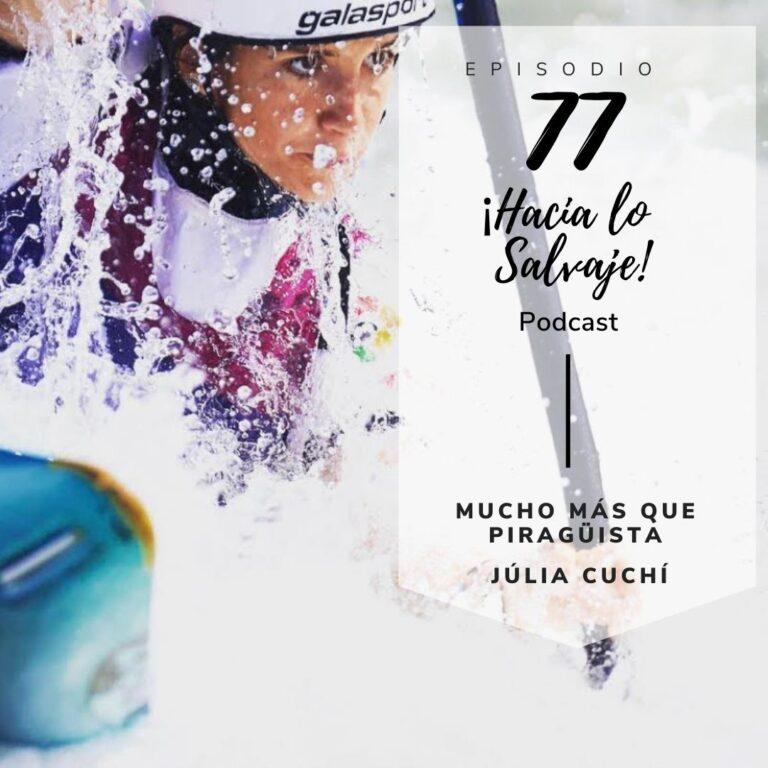Júlia Cuchí mucho más que piragüista