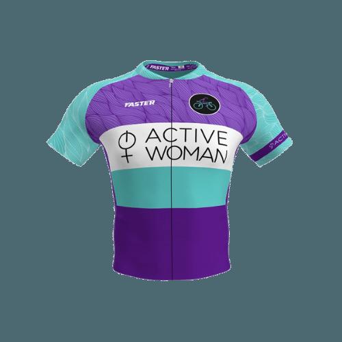 Camiseta Active Woman